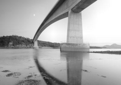 Skye Bridge on the way to Eilean Sionnach