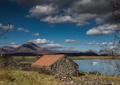 Eilean Sionnach Isle of Skye - spectacular views