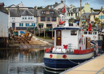 Isle of Skye Fishing Boat
