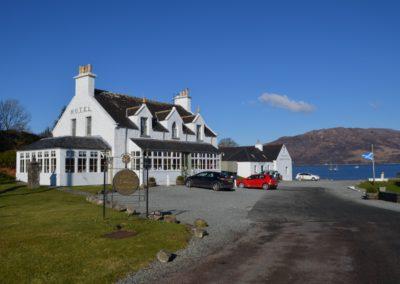The Eilean Iairmain Hotel